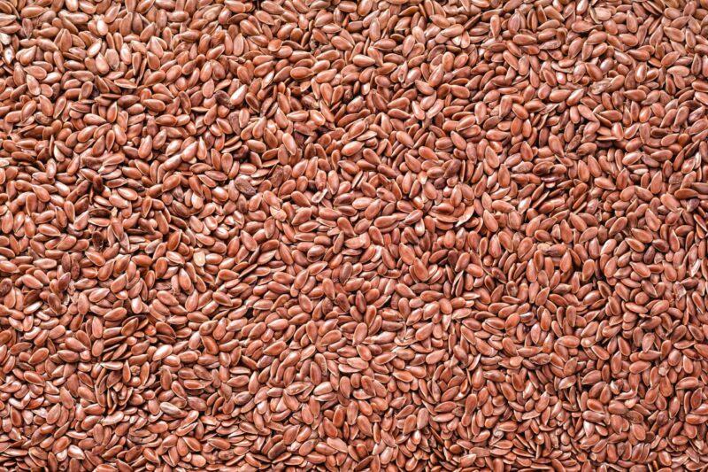 Organic Brown Flax Seeds